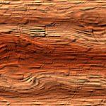 Textura de Madeira Rústica